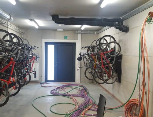 MPC Terbank geeft fietsenstalling een upgrade